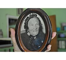 My Ancestor Photographic Print