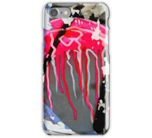 Graffiti #70b iPhone Case/Skin
