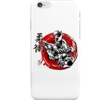 JuJitsu iPhone Case/Skin