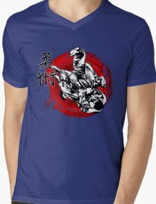 JuJitsu Mens V-Neck T-Shirt