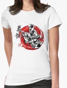 JuJitsu Womens Fitted T-Shirt