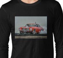 MRBADQ UBC6 Burnout Long Sleeve T-Shirt