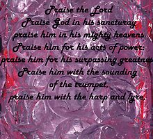 Psalm 150 by buster3