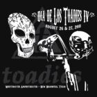 Dia de Los Toadies T-Shirt - Dark Colors by [original geek*] clothing