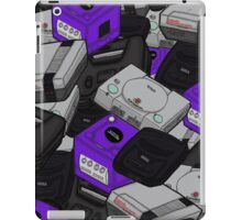 Videogame Console Pattern iPad Case/Skin