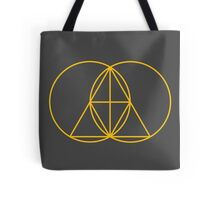 Glitch Mob - Invert Gold Tote Bag