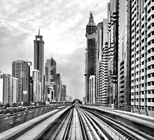 Dubai  by delawer