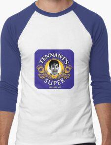 Tennant's Super! Men's Baseball ¾ T-Shirt
