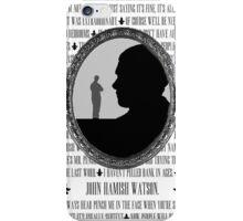 John Hamish Watson iPhone Case/Skin
