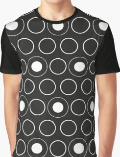 Pattern in circles Graphic T-Shirt