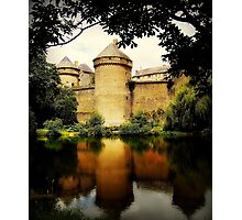 A French Chateau. Photographic Print