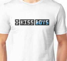 I Kiss Boys ♥ Unisex T-Shirt