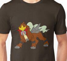 Entei Pokemon Unisex T-Shirt