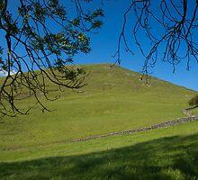 Peak District landscape, Derbyshire by Magdalena Warmuz-Dent