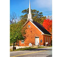 Light House Christian Fellowship Church Photographic Print