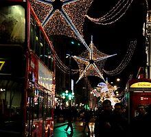 Christmas Rush by rsangsterkelly