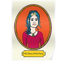 Oh My Darling Clementine Poster