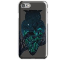 Owlscape iPhone Case/Skin
