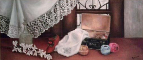 Sewing Kit by Fannyja