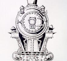 Train by mattmellon