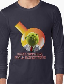 Dr. Bunsen Honeydew. Long Sleeve T-Shirt