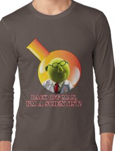 Dr. Bunsen Honeydew. Long Sleeve T-Shirt