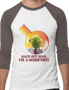 Dr. Bunsen Honeydew. Men's Baseball ¾ T-Shirt