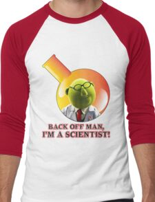 Dr. Bunsen Honeydew. Men's Baseball ¾ T-Shirt
