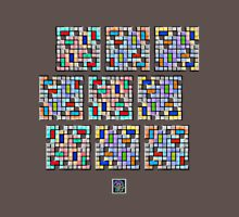"""Component Strip Polyform Sudoku""© Unisex T-Shirt"