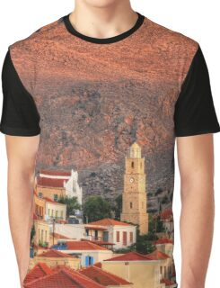 In the Glow of the Morning Graphic T-Shirt