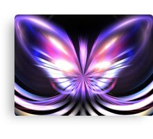 Lilac Wings Canvas Print