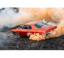 MRBADQ Asponats Burnout Photographic Print