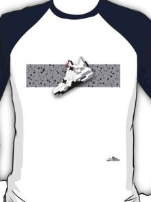 8-bit Air Jordan 4 T-shirt T-Shirt