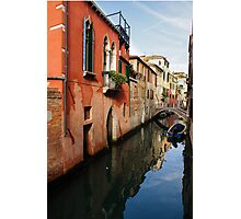 La Serenissima - the Most Serene - Venice Italy Photographic Print