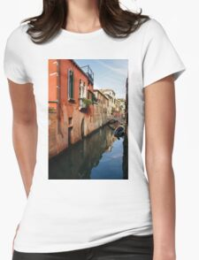 La Serenissima - the Most Serene - Venice Italy Womens Fitted T-Shirt