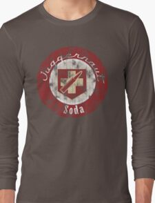 Juggernog - Zombies Perk Emblem Long Sleeve T-Shirt