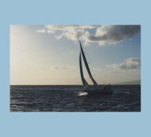 Sailing Towards the Sunlight One Piece - Short Sleeve
