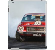 MRBADQ Tread Cemetery Burnout iPad Case/Skin