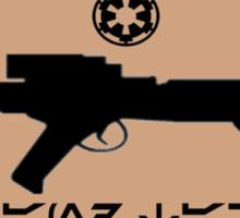 E-11 Come and Take it Sticker