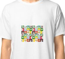 Sheep Collage Classic T-Shirt