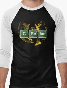 Heisenberg Cream Men's Baseball ¾ T-Shirt
