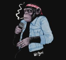 Wet Chimp Baby Tee