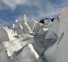 The Darwin Icefall by kraftysteve