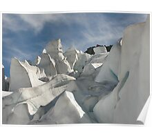 The Darwin Icefall Poster