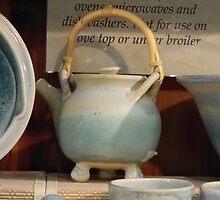 Sweet Teapot - Pottery Shop, Homestead, Tx. by Navigator