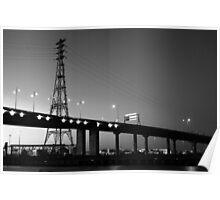 Bridge noir Poster