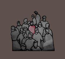 crowded alone T-Shirt