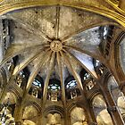 Dome in some place in Barcelona by MarcW