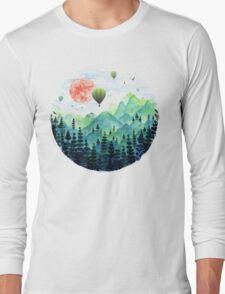 Roundscape Long Sleeve T-Shirt