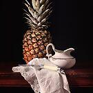 Pineapple Welcome by Rachel Slepekis